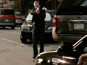 You've just been carjacked by Jack Bauer, you lucky sonuvabitch!