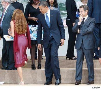 ObamaLooking