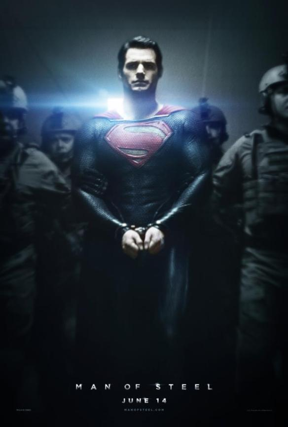 New-Man-of-Steel-Poster-Shows-Superman-in-Shackles-2